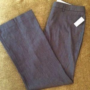 Gap Modern Boot Cut Pants  12 Regular NWT